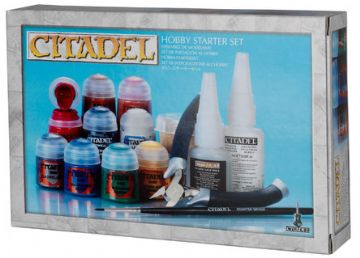 Games Workshop Citadel Hobby Starter Set 66-33